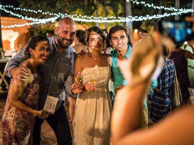 La boda de Javi y Alba en Chiclana De La Frontera, Cádiz 10