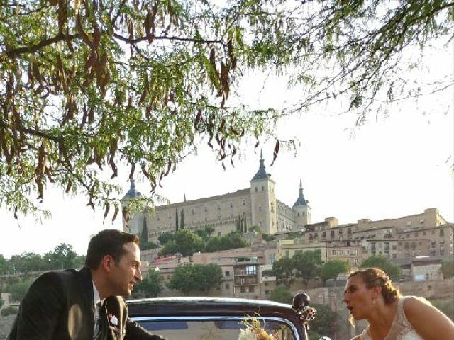 La boda de Daniel  y Isabel  en Toledo, Toledo 11