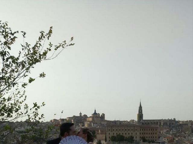 La boda de Daniel  y Isabel  en Toledo, Toledo 12