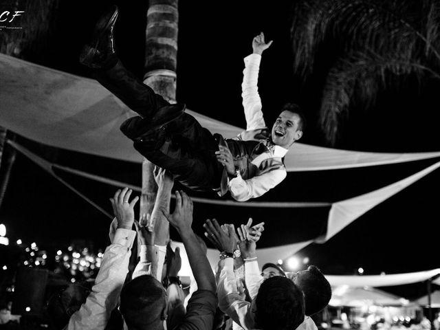 La boda de Alberto y Oihane en Mogan, Las Palmas 2