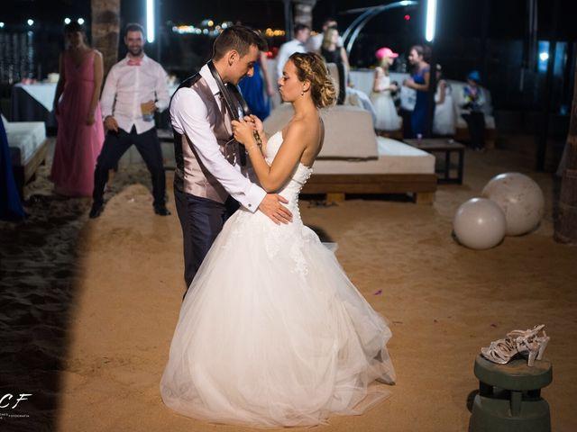 La boda de Alberto y Oihane en Mogan, Las Palmas 3