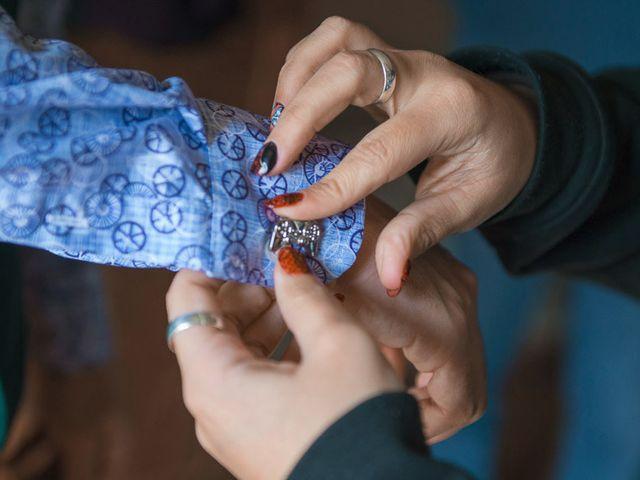 La boda de Israel y Magdalena en Brihuega, Guadalajara 7
