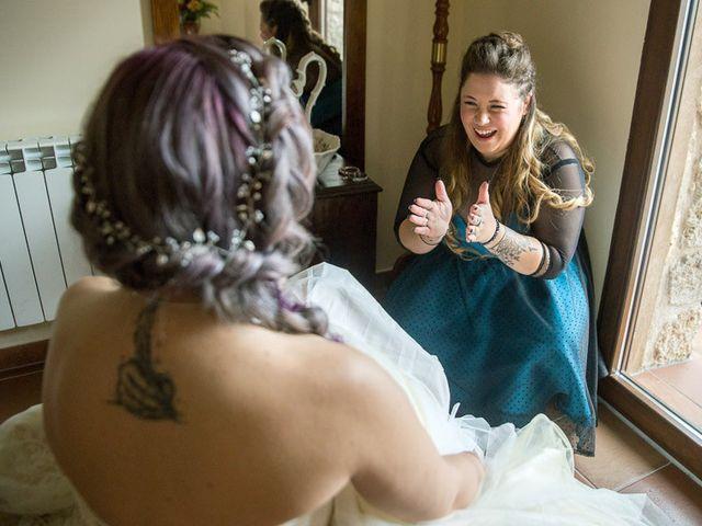 La boda de Israel y Magdalena en Brihuega, Guadalajara 9