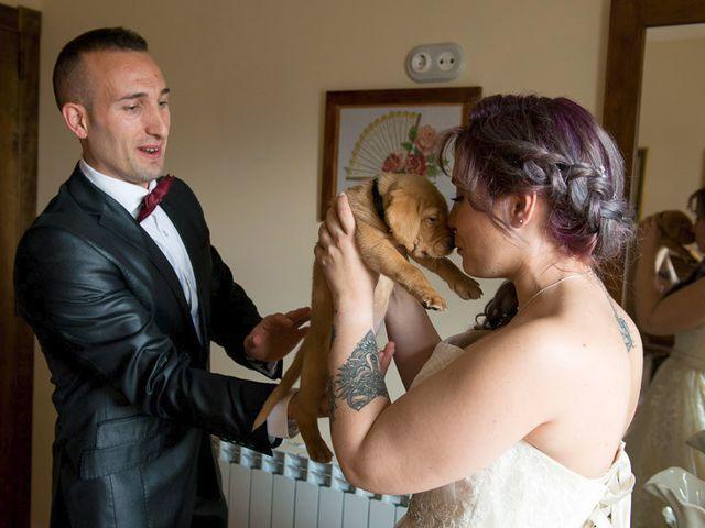 La boda de Israel y Magdalena en Brihuega, Guadalajara 11