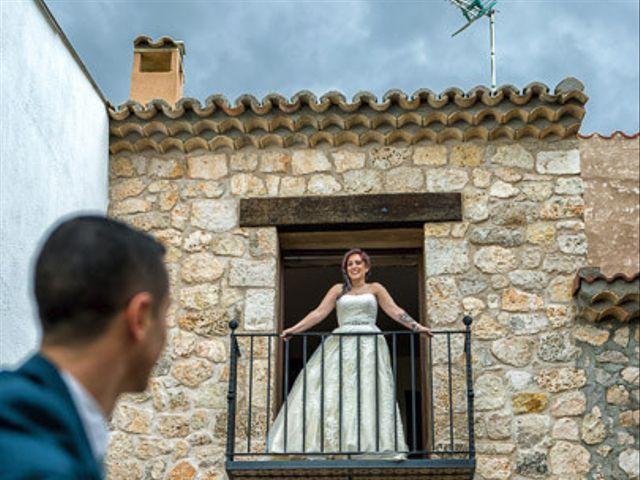 La boda de Israel y Magdalena en Brihuega, Guadalajara 13