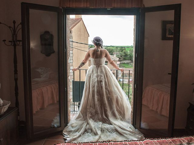 La boda de Israel y Magdalena en Brihuega, Guadalajara 14
