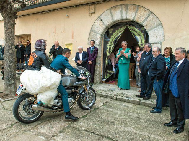 La boda de Israel y Magdalena en Brihuega, Guadalajara 16