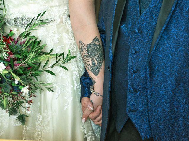 La boda de Israel y Magdalena en Brihuega, Guadalajara 19