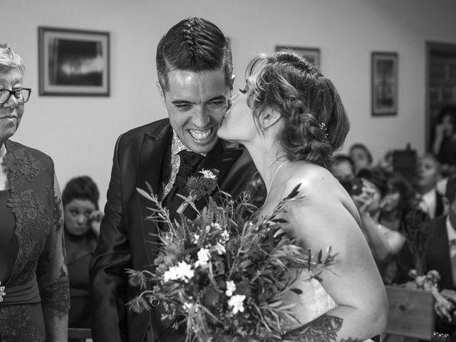 La boda de Israel y Magdalena en Brihuega, Guadalajara 20