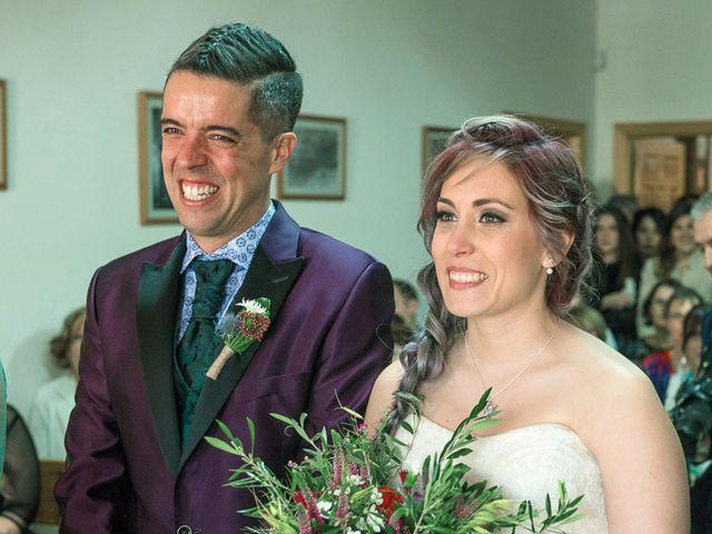 La boda de Israel y Magdalena en Brihuega, Guadalajara 21