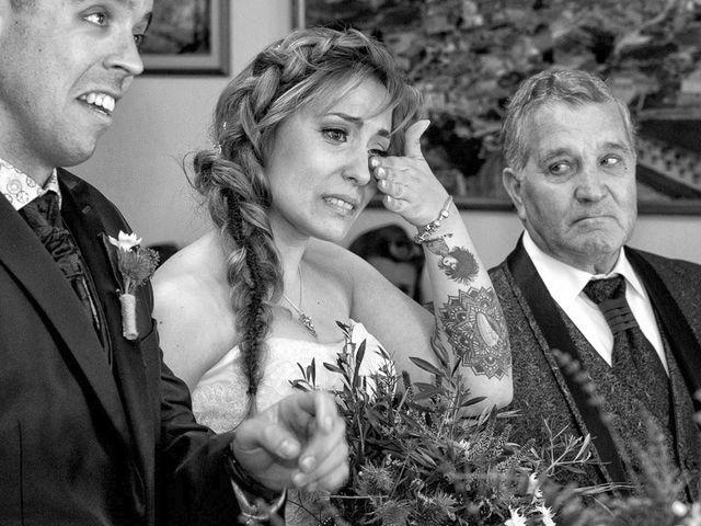 La boda de Israel y Magdalena en Brihuega, Guadalajara 22