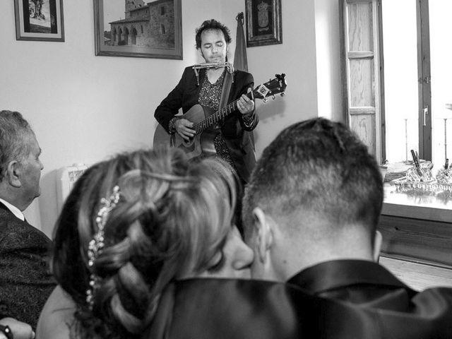 La boda de Israel y Magdalena en Brihuega, Guadalajara 24