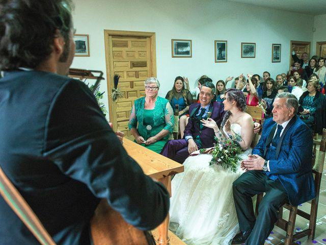 La boda de Israel y Magdalena en Brihuega, Guadalajara 26