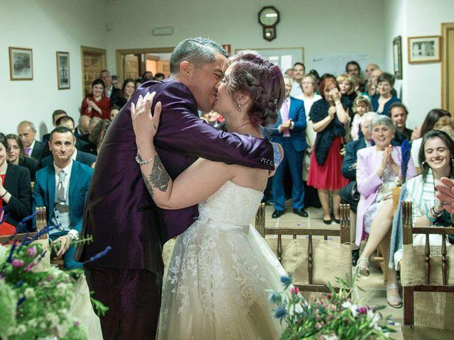 La boda de Israel y Magdalena en Brihuega, Guadalajara 27