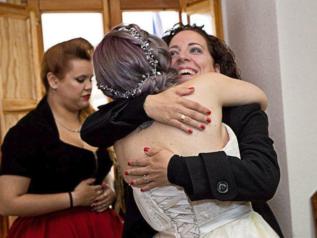 La boda de Israel y Magdalena en Brihuega, Guadalajara 28