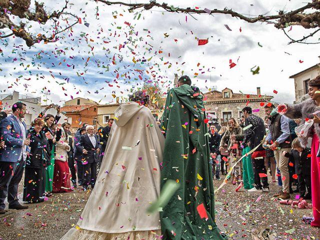 La boda de Israel y Magdalena en Brihuega, Guadalajara 30
