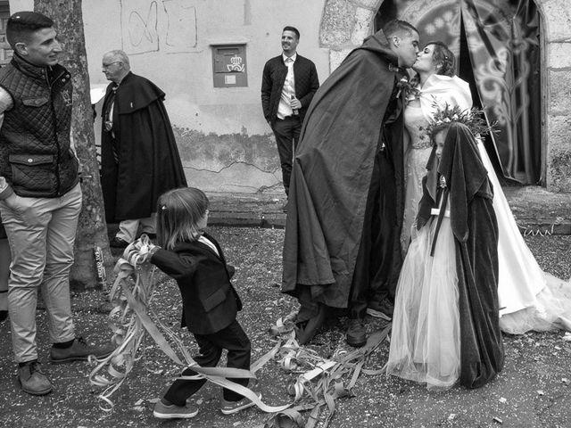 La boda de Israel y Magdalena en Brihuega, Guadalajara 31