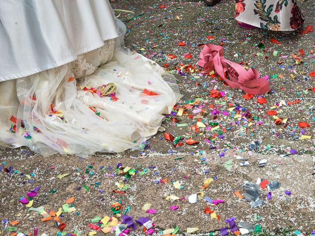La boda de Israel y Magdalena en Brihuega, Guadalajara 32