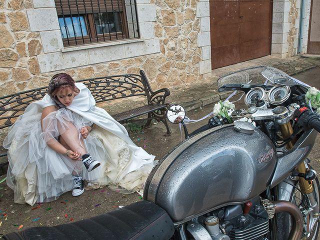 La boda de Israel y Magdalena en Brihuega, Guadalajara 33