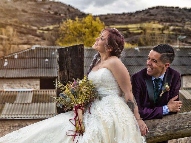 La boda de Israel y Magdalena en Brihuega, Guadalajara 2