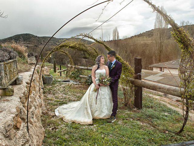 La boda de Israel y Magdalena en Brihuega, Guadalajara 40