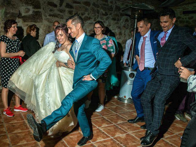 La boda de Israel y Magdalena en Brihuega, Guadalajara 54