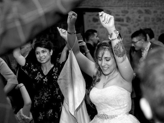 La boda de Israel y Magdalena en Brihuega, Guadalajara 56