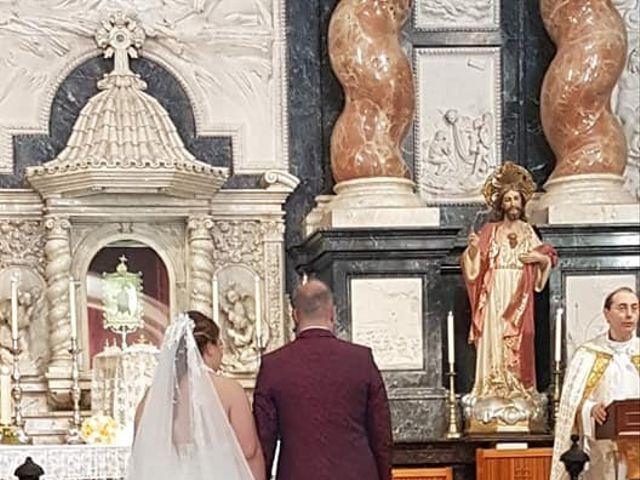 La boda de Luis Miguel y Victoria en Alacant/alicante, Alicante 9