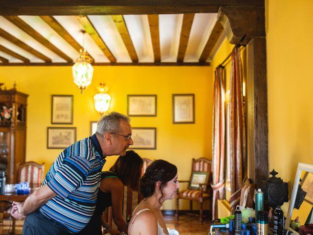 La boda de Víctor y Blanca en Torremocha Del Jarama, Madrid 12