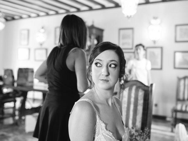 La boda de Víctor y Blanca en Torremocha Del Jarama, Madrid 13