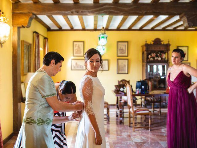 La boda de Víctor y Blanca en Torremocha Del Jarama, Madrid 20