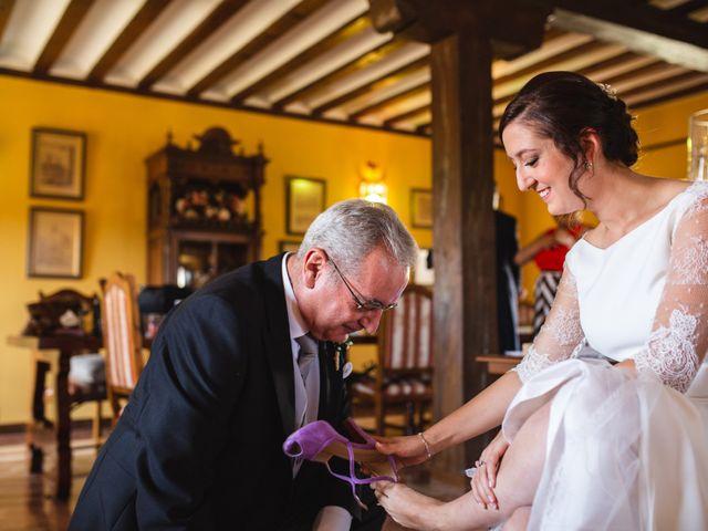 La boda de Víctor y Blanca en Torremocha Del Jarama, Madrid 23