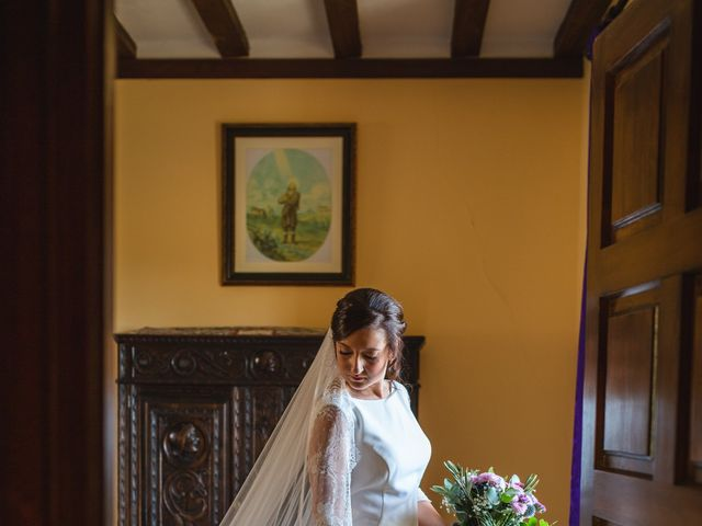 La boda de Víctor y Blanca en Torremocha Del Jarama, Madrid 28