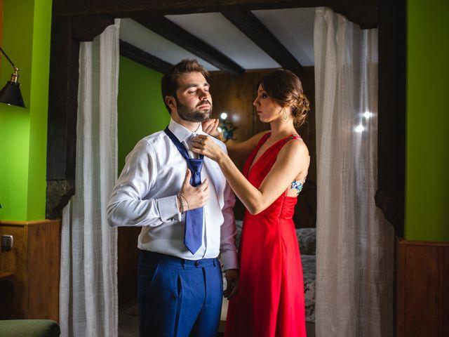 La boda de Víctor y Blanca en Torremocha Del Jarama, Madrid 33