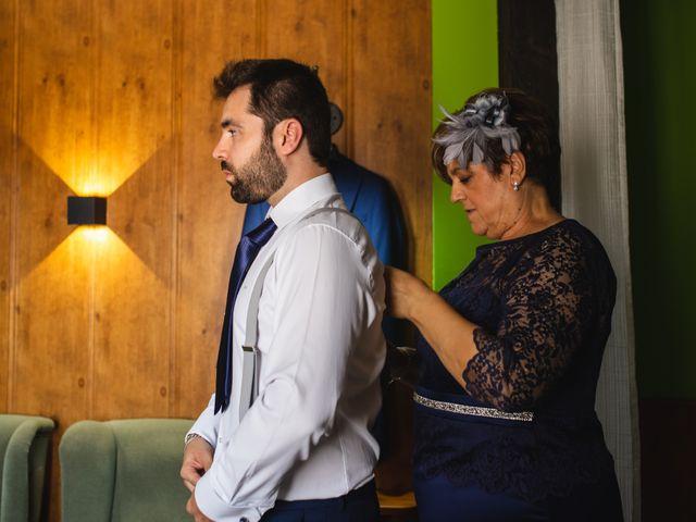 La boda de Víctor y Blanca en Torremocha Del Jarama, Madrid 38