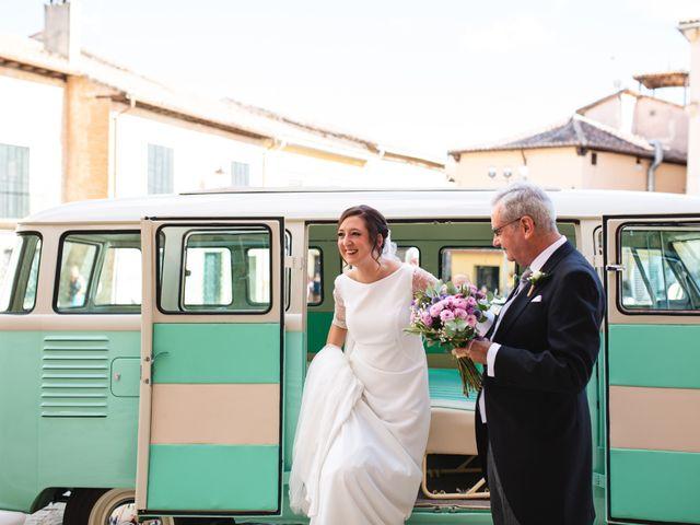 La boda de Víctor y Blanca en Torremocha Del Jarama, Madrid 45