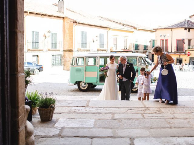 La boda de Víctor y Blanca en Torremocha Del Jarama, Madrid 46