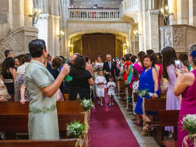 La boda de Víctor y Blanca en Torremocha Del Jarama, Madrid 48