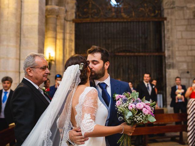 La boda de Víctor y Blanca en Torremocha Del Jarama, Madrid 51