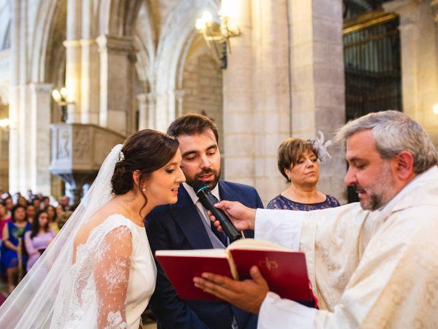 La boda de Víctor y Blanca en Torremocha Del Jarama, Madrid 57