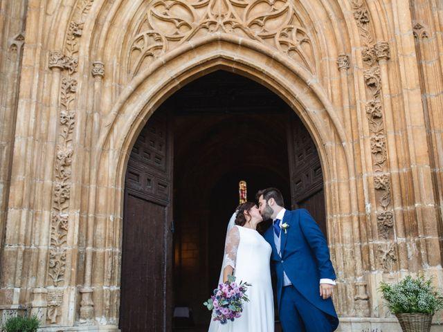La boda de Víctor y Blanca en Torremocha Del Jarama, Madrid 70