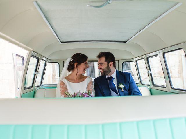 La boda de Víctor y Blanca en Torremocha Del Jarama, Madrid 75