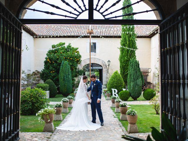La boda de Víctor y Blanca en Torremocha Del Jarama, Madrid 76