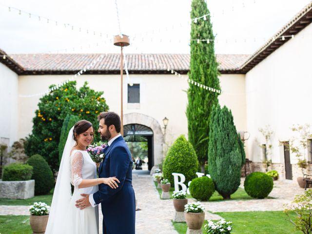 La boda de Víctor y Blanca en Torremocha Del Jarama, Madrid 78