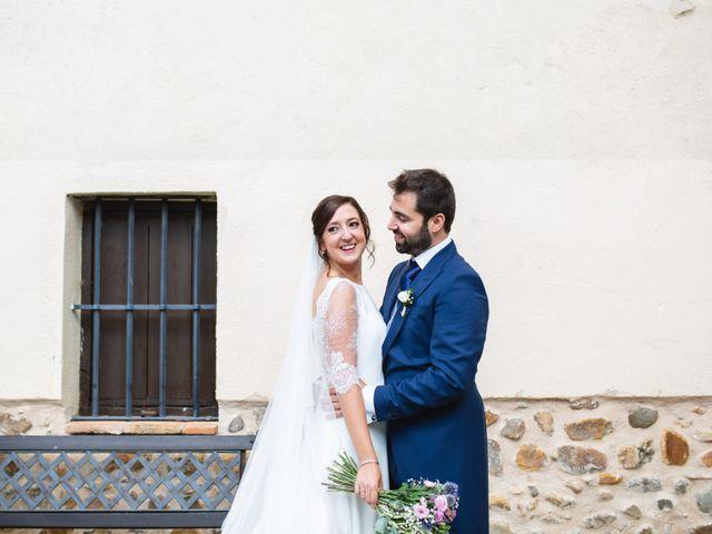 La boda de Víctor y Blanca en Torremocha Del Jarama, Madrid 79