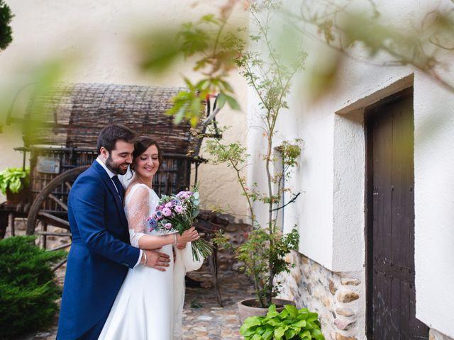 La boda de Víctor y Blanca en Torremocha Del Jarama, Madrid 82