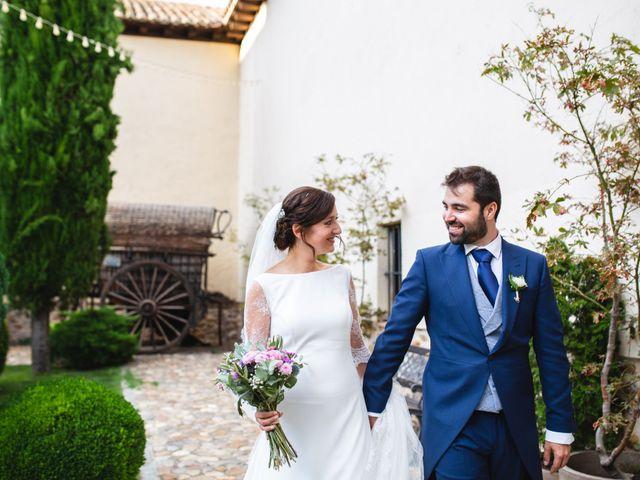 La boda de Víctor y Blanca en Torremocha Del Jarama, Madrid 83