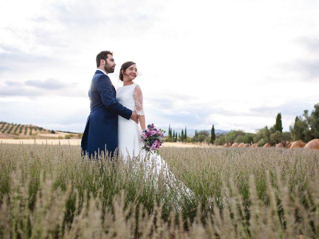 La boda de Víctor y Blanca en Torremocha Del Jarama, Madrid 85