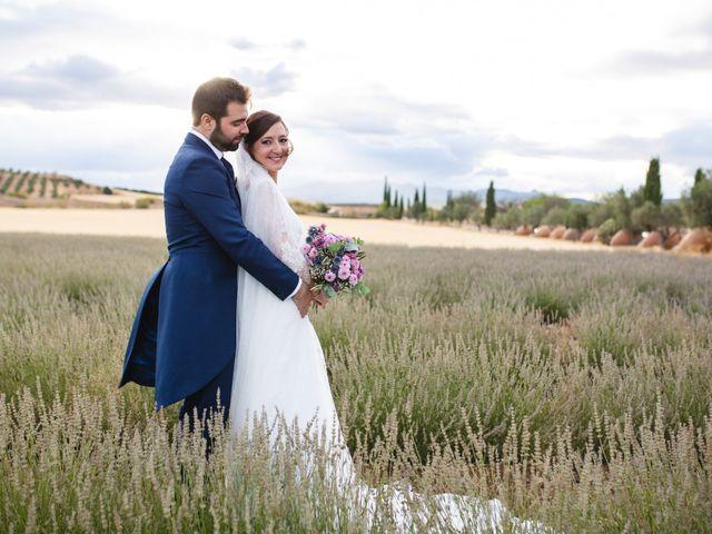 La boda de Víctor y Blanca en Torremocha Del Jarama, Madrid 86