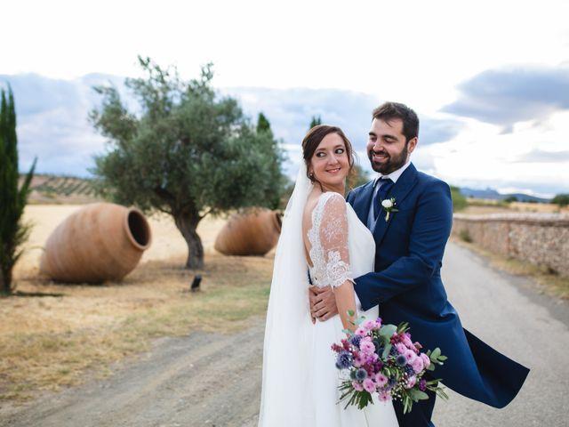 La boda de Víctor y Blanca en Torremocha Del Jarama, Madrid 97